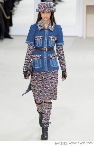 牛仔衣宣言:撞衫不可怕,谁不Fashion谁尴尬