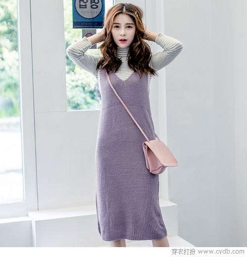 选一款裙 让秋天的美赛过夏天