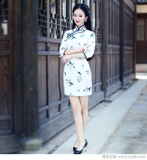 踏遍时尚的回廊,中国风最是难忘