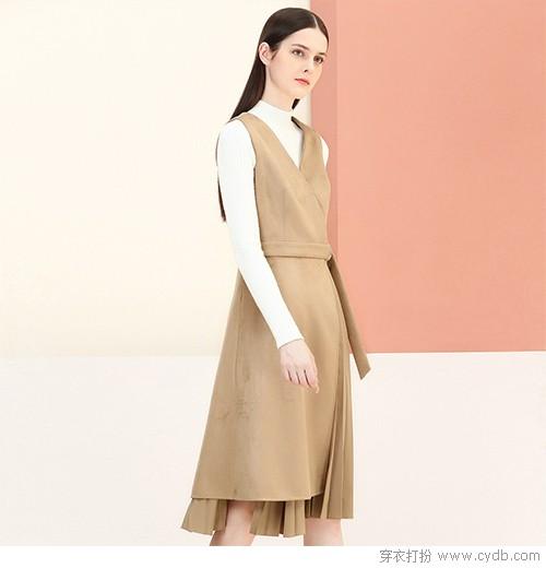 裙装的经典风格 不输给时间