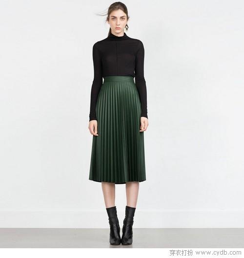 超级CP|百褶裙和毛衣秀恩爱太甚