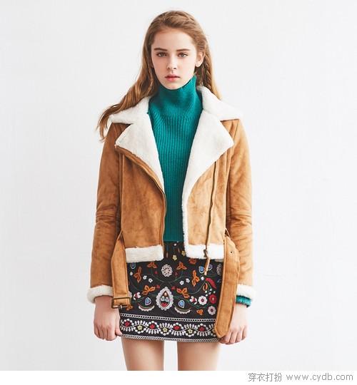 秋风猎猎,经典皮夹克让时髦一键到位