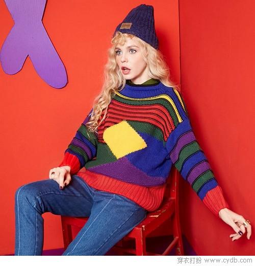 想要造型更抢眼,选对毛衣很关键