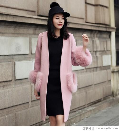 非高街即原创,看毛呢外套最该有的模样