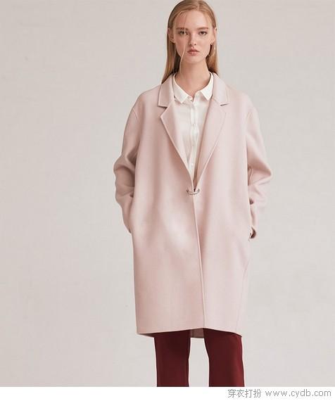 长外套怎样穿显高又显瘦
