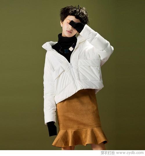 冰冷天不作妖,羽绒服时髦也能撩