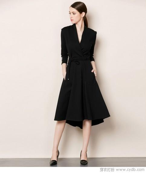 四种连衣裙竞相出招,满足穿衣多种需求