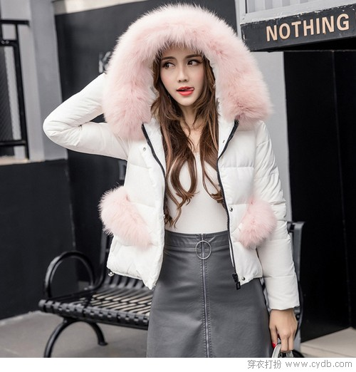 韩版羽绒服为什么会流行?