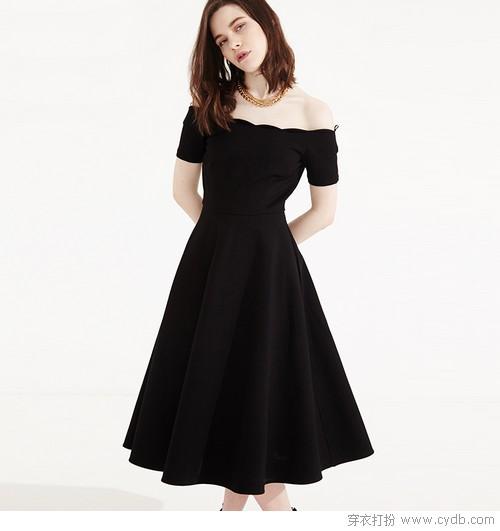 年会穿什么,看我优雅小礼服