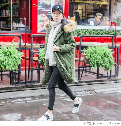 论时尚与保暖,外套还看面包款