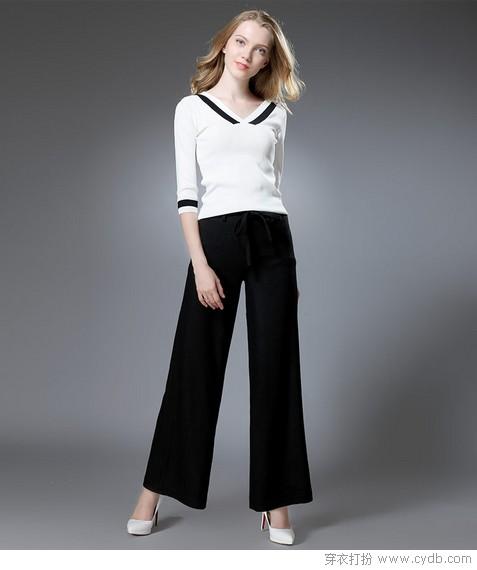 瘦上加瘦一条就够,时髦冬裤全攻略
