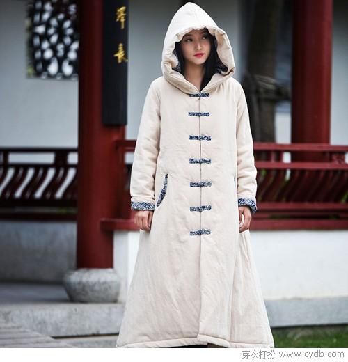 先穿暖再时髦,带你绕开显low的厚外套