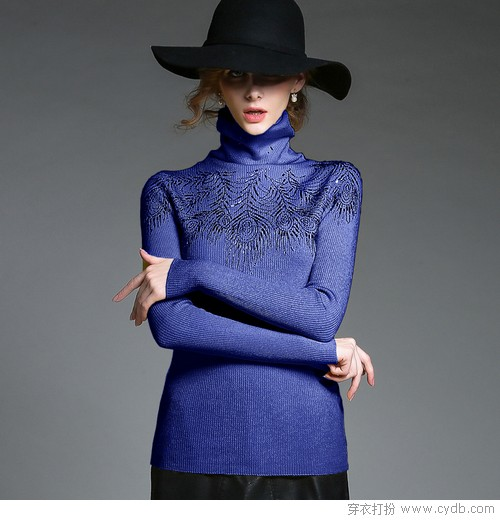 毛衣应该这么穿,要颜值还要好搭又保暖