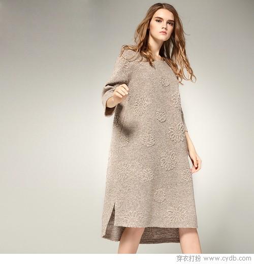 连衣裙瘦不是目的,够妖娆才值得继续