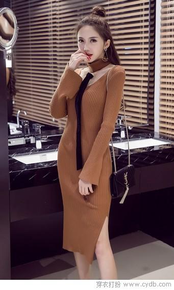 专属小腰精的连衣裙,你想要吗?