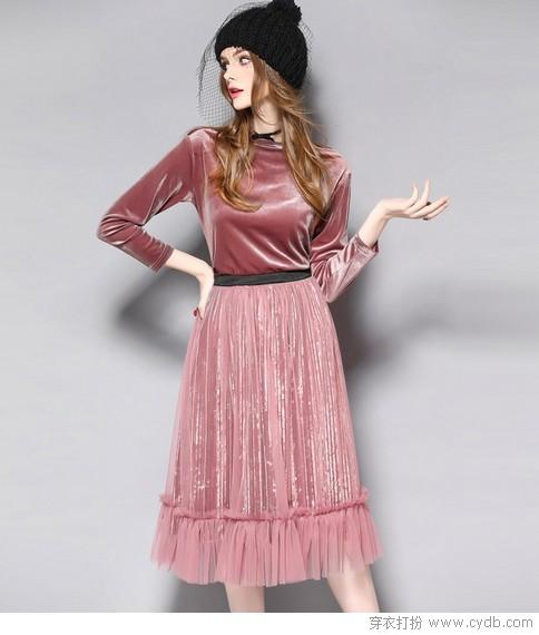 这么美的打底裙,你忍心错过?