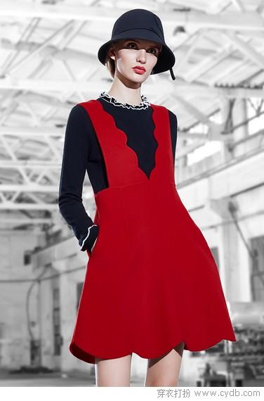 再普通的搭配,有它在都会变得fashion!