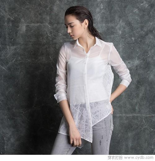 白衬衫这样搭,简单便捷又出彩