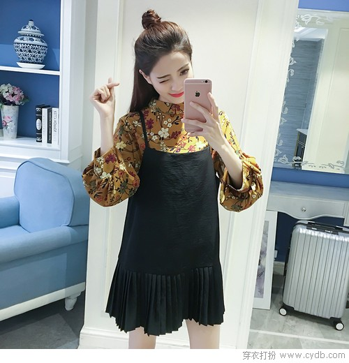 <a style='top:0px;' href=/article/tag/k/%25E8%258A%25B1%25E6%25A0%25B7.html target=_blank ><strong style='color:red;top:0px;'>花样</strong></a>美裙,比闺蜜还贴心懂你