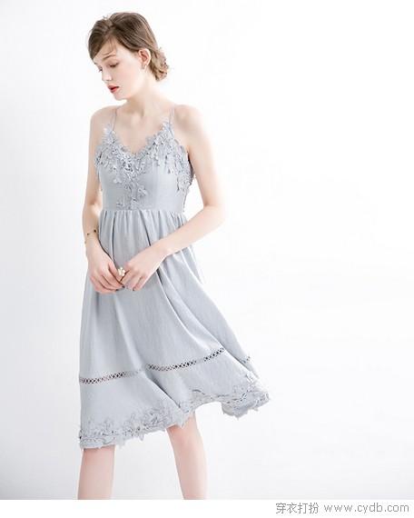 不重样的美裙 穿出不重样的美人