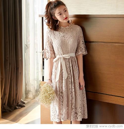 小长假旅行倒数,准备好漂亮的连衣裙了吗?