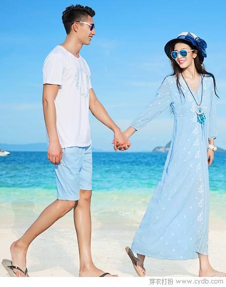 听说,你缺一件可以上天入海的裙?