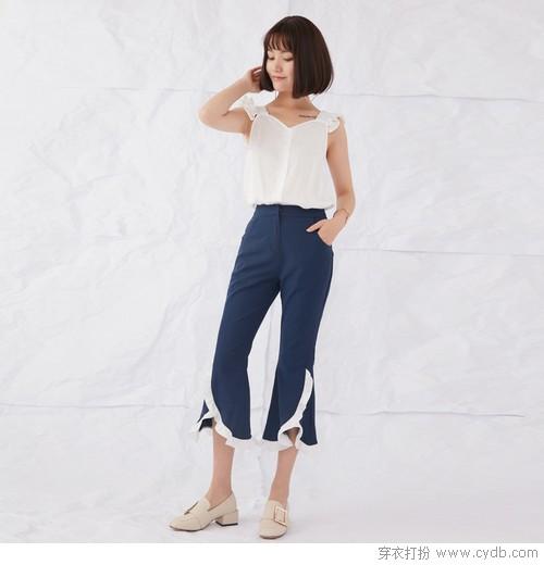 神奇长裤出马 比长裙更上镜