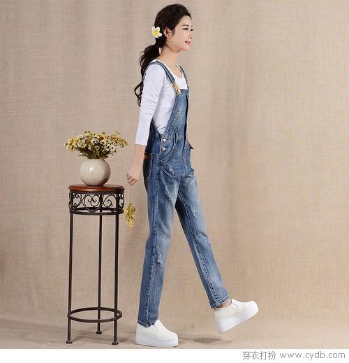 我的背带裤,时尚时尚最时尚