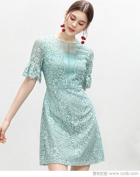 用一条裙的仪式感 成全生活的仪式感