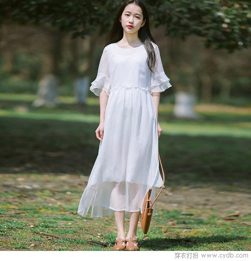 想要青春多美貌,这些裙子有高回报