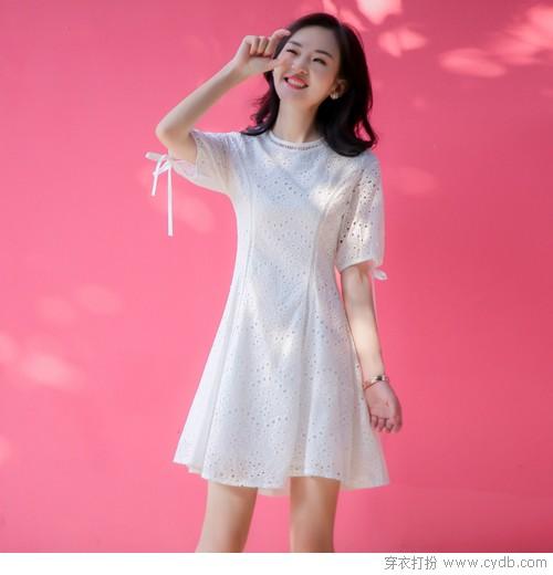 小白裙不出场如何练得百变风格?