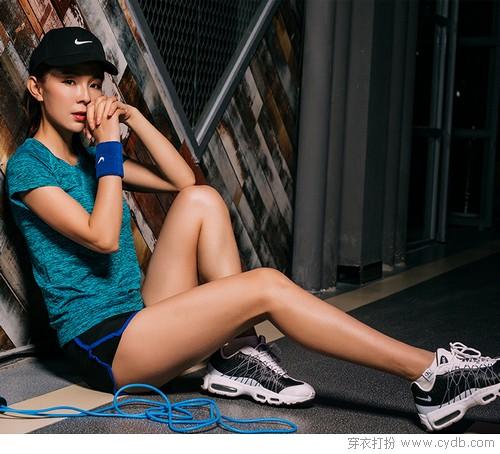 一双运动鞋并办不到的时髦运动风