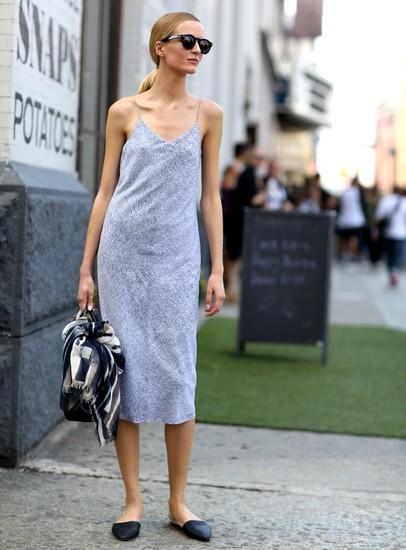 你瘦你有理 吊带裙的美自成一派