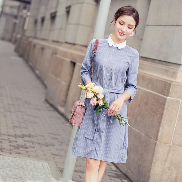 百变条纹寻常见 精彩衣衫更耐看
