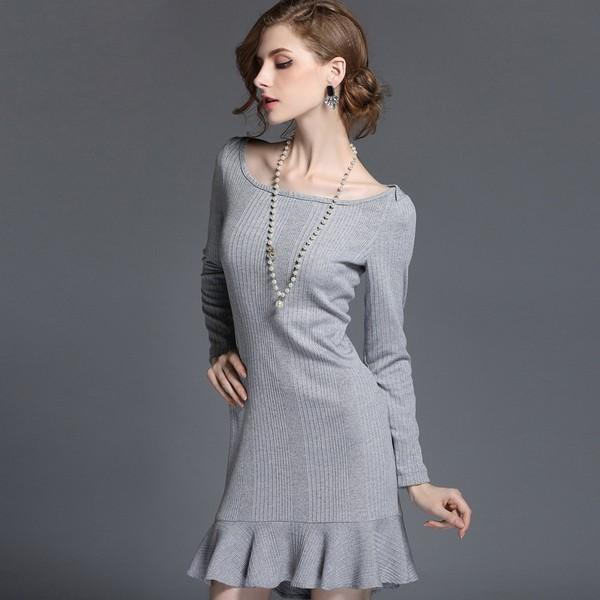 最美不过,秋天的裙