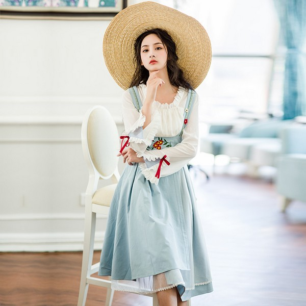 适合的裙子才能助你成就品质女生