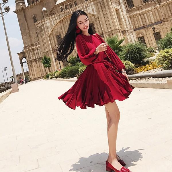 穿这样的裙子,可以增高十厘米(图2)