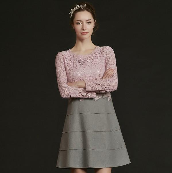 穿这样的裙子,可以增高十厘米