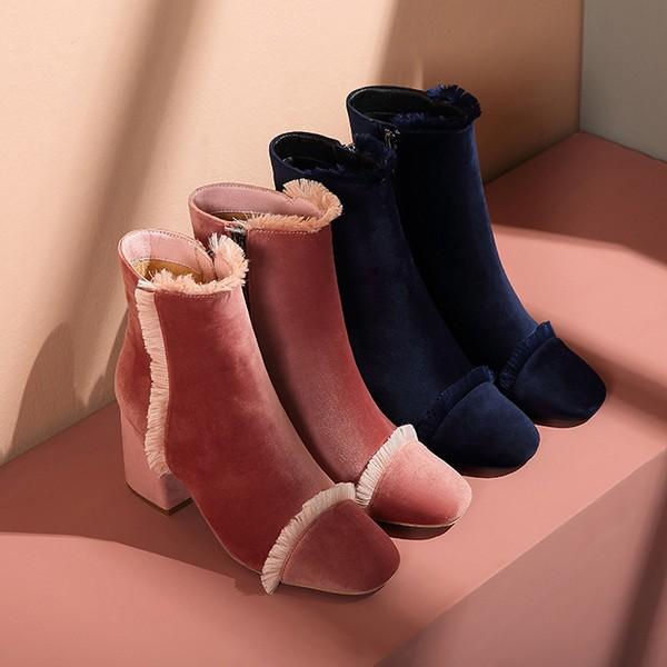 挑战深冬 你需要一双战靴