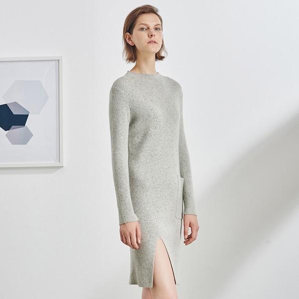 一件抵两件,毛衣裙厉害着呢