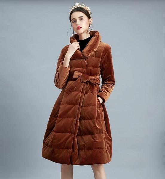 羽绒服霸气宣言,冬季是我的主场