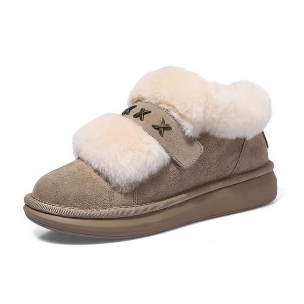 下雪了,还不穿雪地靴吗?