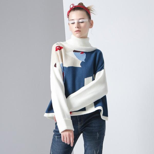 常见易得的针织搭配如何穿出早春气息