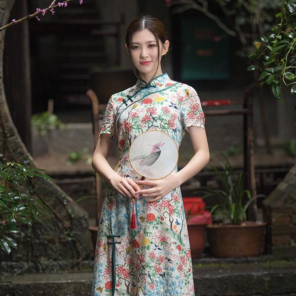 中式复古风 优雅从容最耐看