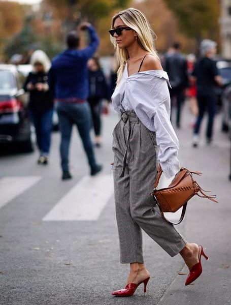 花苞高腰时尚记,细腰长腿进行时